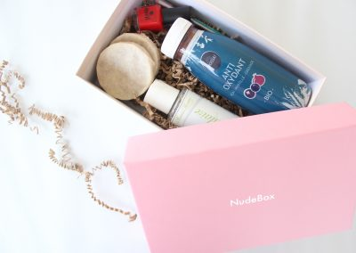 NudeBox de Janvier par @biotenaturelle